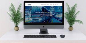 Strona internetowa Pixel